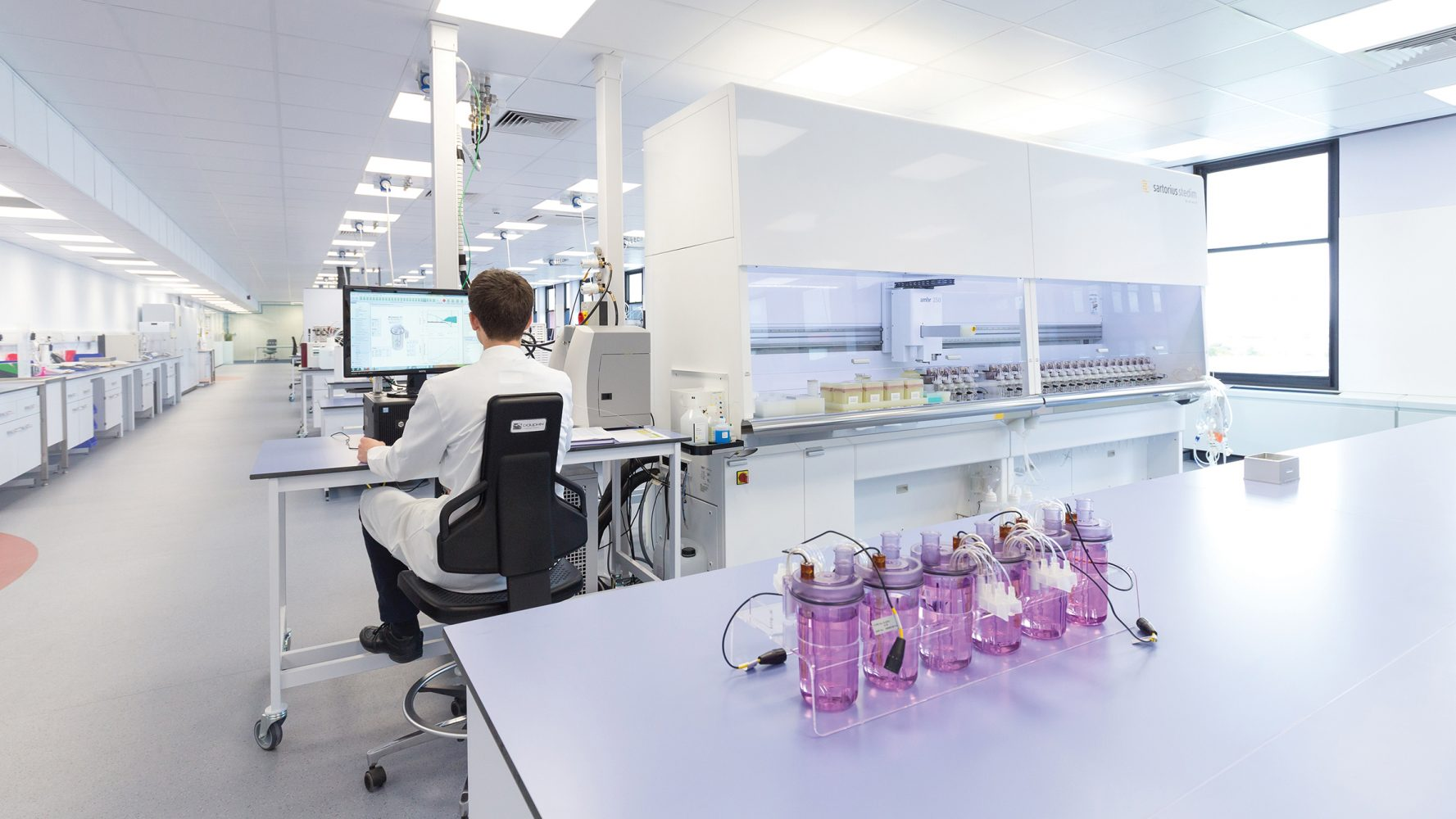 FUJIFILM Diosynth Biotechnologies Case Study - Knowledge Factory