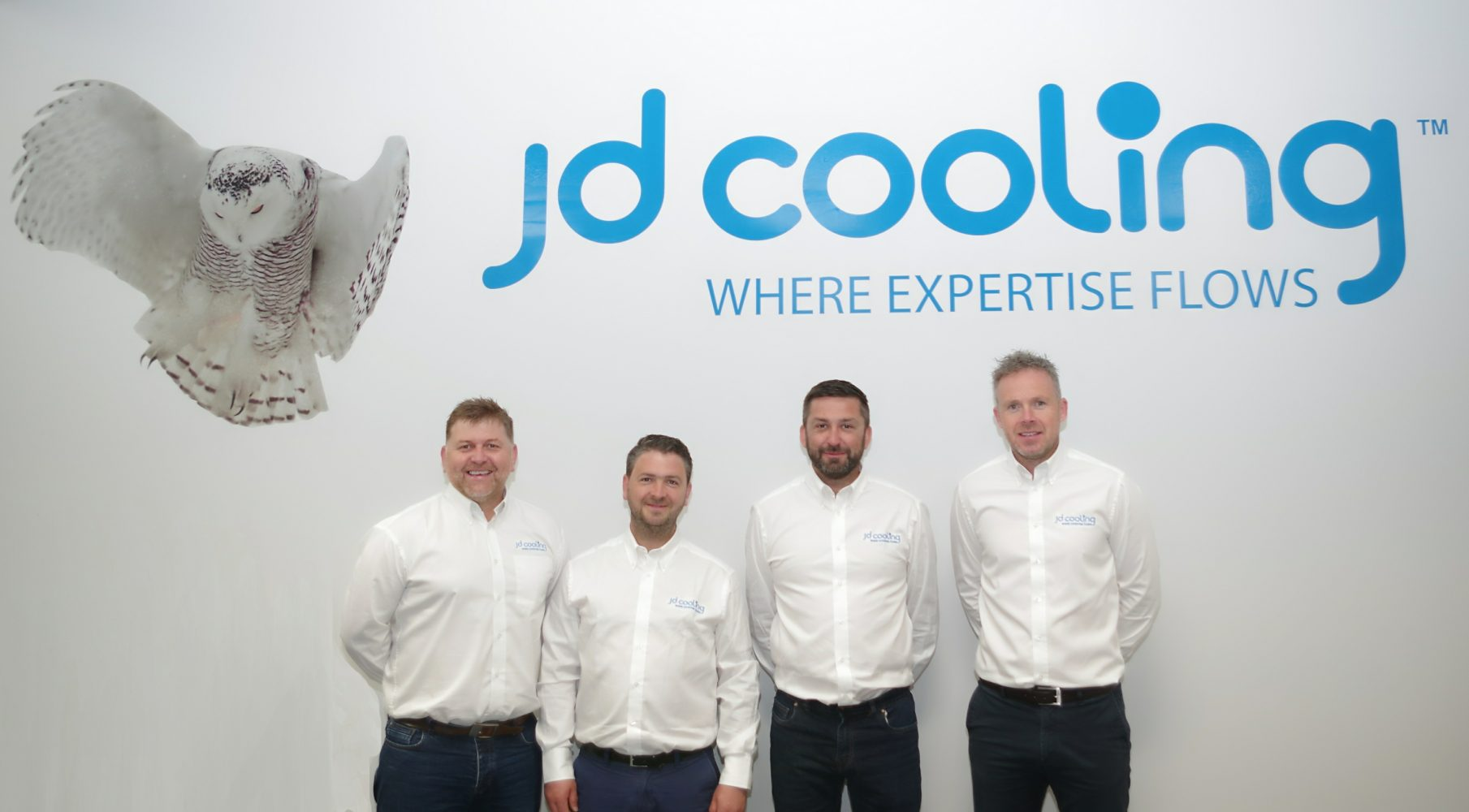 JD Cooling South East – Launch Event - Knowledge factory