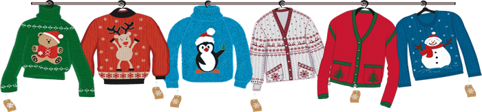 Christmas Jumper Competition - Knowledge Factory